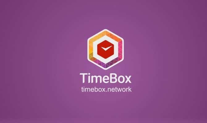 Timebox, the decentralized digital vault
